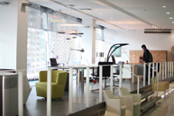 Solo Office Interiors. UNK project