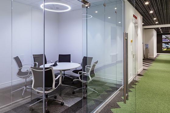офис для некоммерческой организации