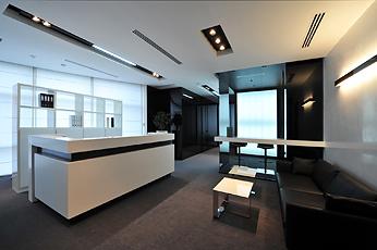 Штаб-квартира компании Имком Инвест. Solo Office Interiors.