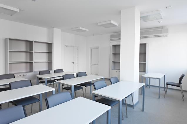 Офис Тюменского Научно-Исследовательского Института Краевой Инфекционной Патологии, Solo Office Interiors