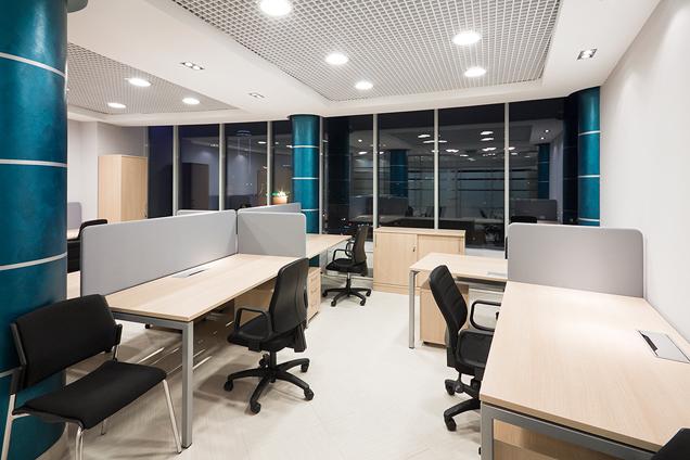 Виза-Вест, Solo Office Interiors