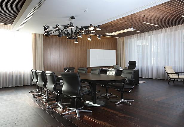Мираторг, Solo Office Interiors
